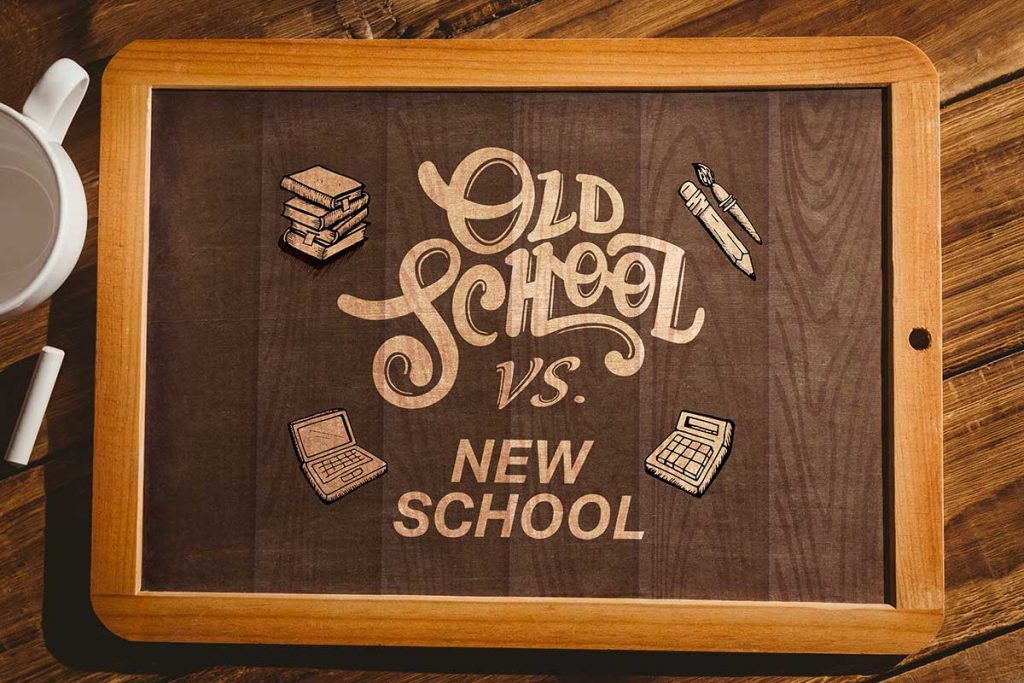 Old School SEO vs New School SEO